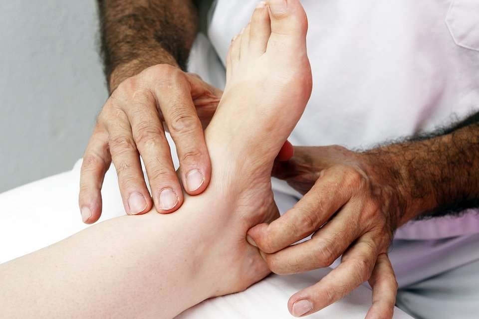 Massage Treatment for Arthritis – by  Lailanee Person