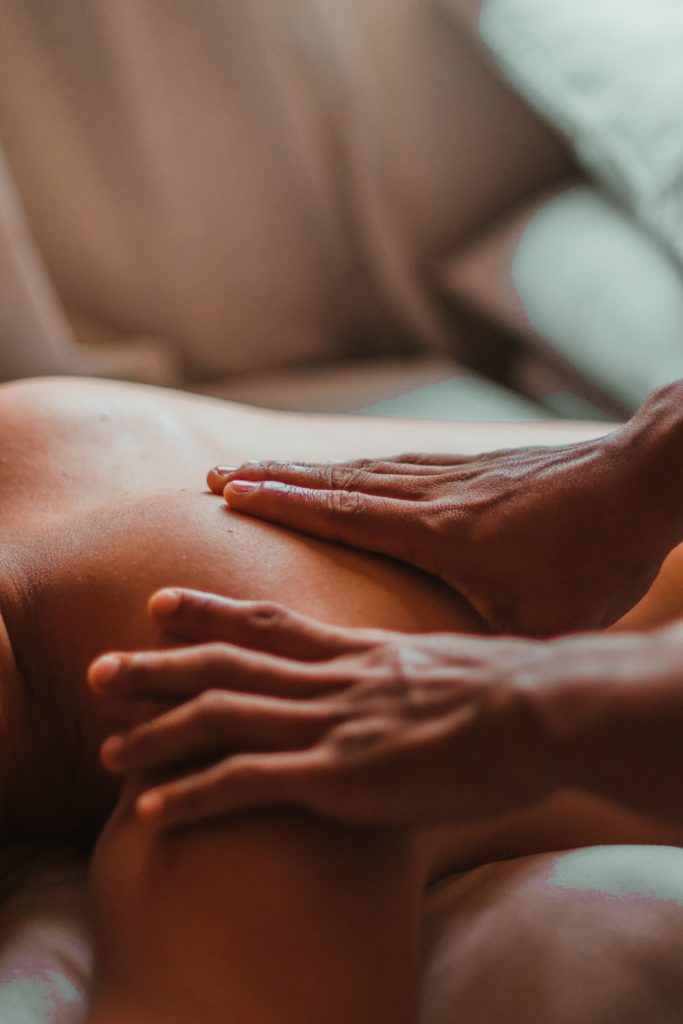 massage can benefit your immune system