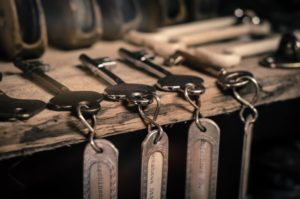 There are 4 types of security clearances